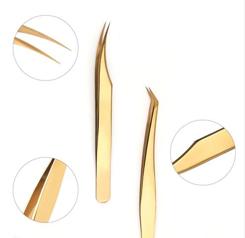 Lash Extension Tweezers