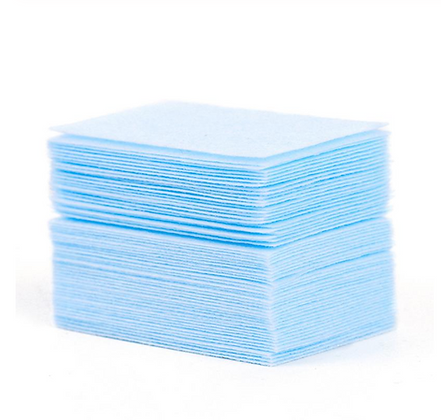 Coloured Adhesive Wipes