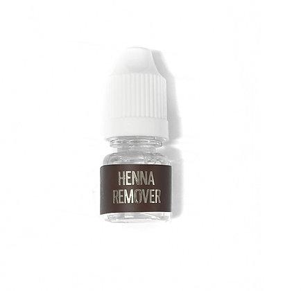 Locks Lash Henna Remover Sample