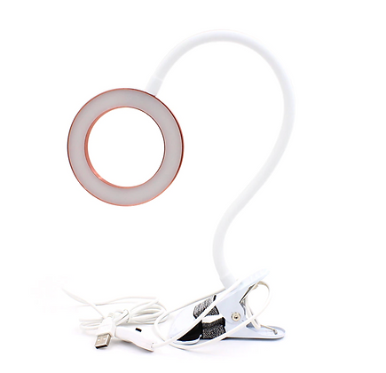 Rose Gold Ring Light LED Light
