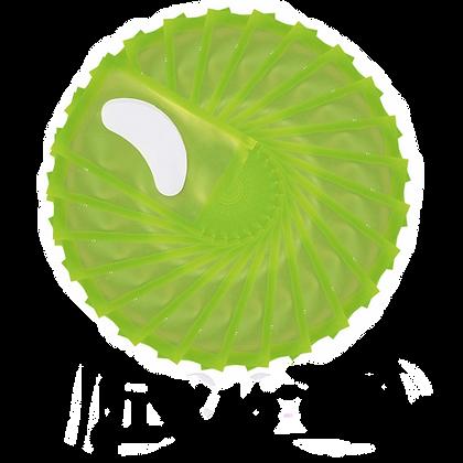 Green Curve Gel Pads