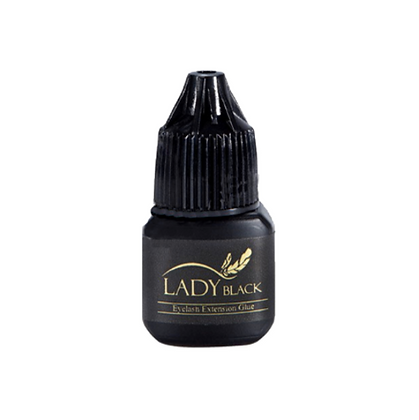 Lady Black Adhesive 5ml X 10