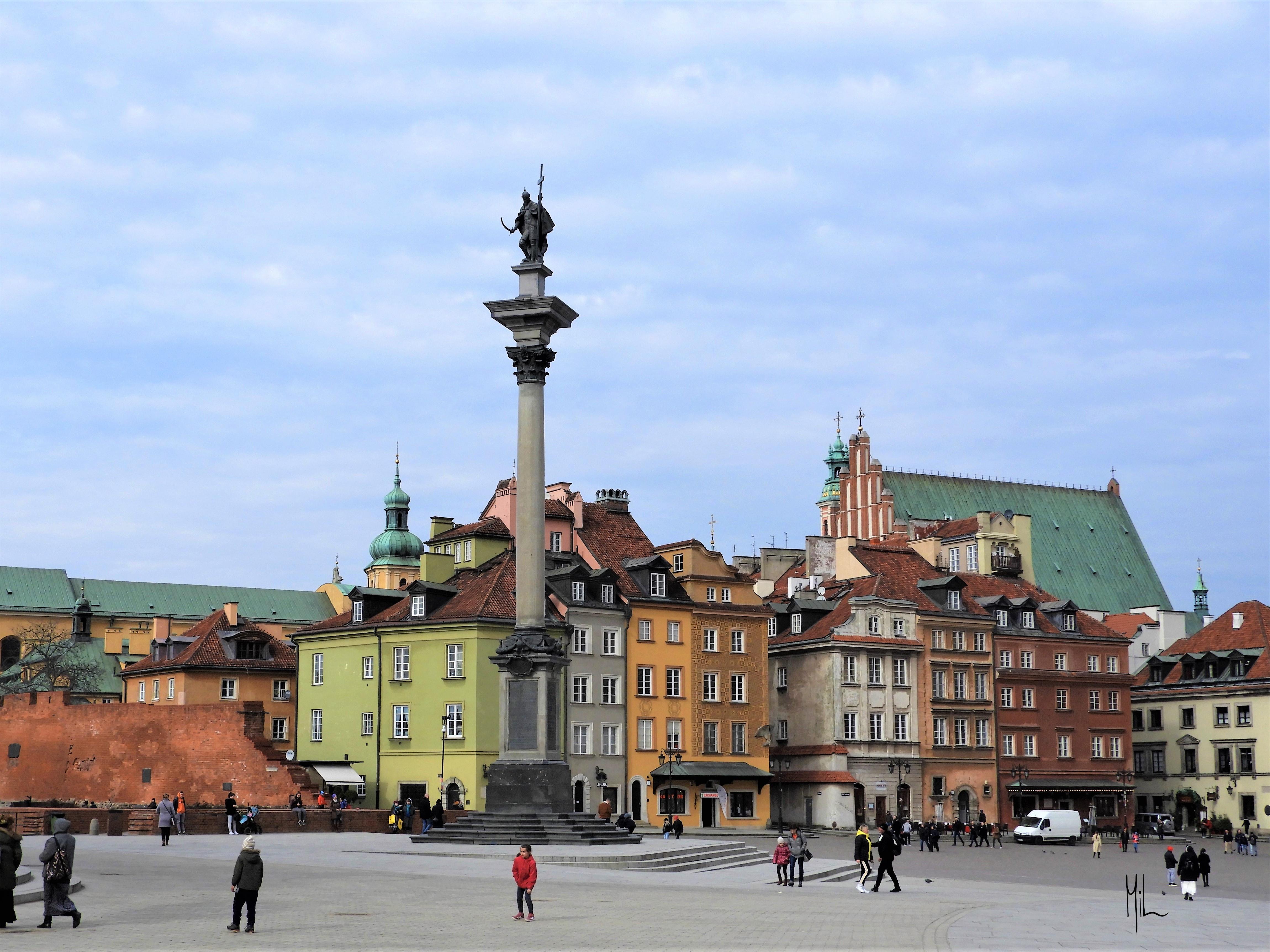 Old Town Warszawa