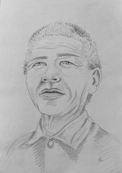 Nelson Mandela - A3