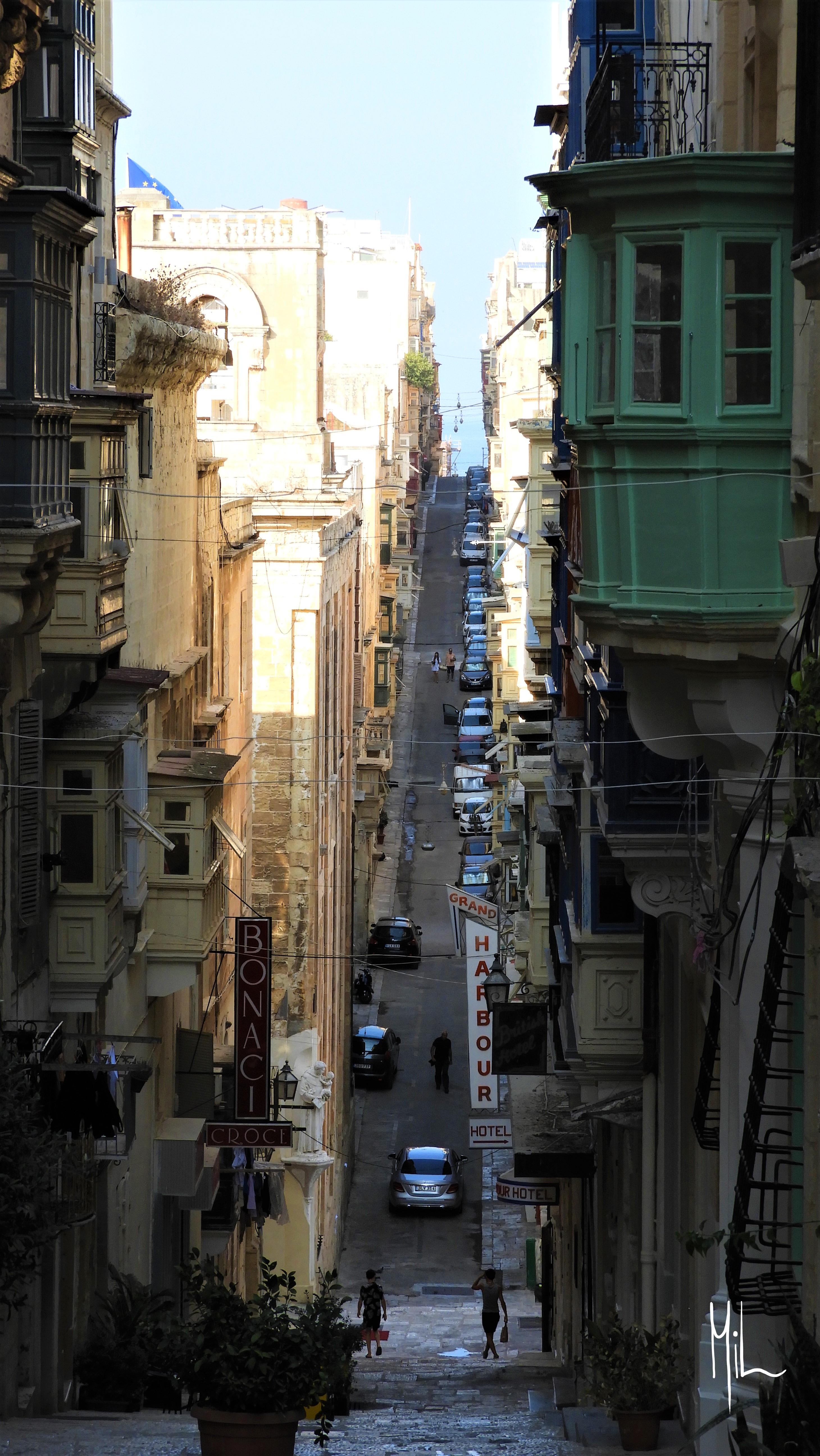 Gate i Valletta