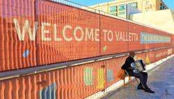 Velkomen til Valletta