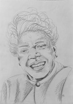 Maya Angelou - A3