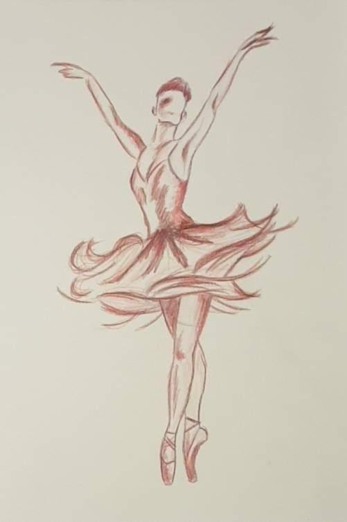 Raud ballerina