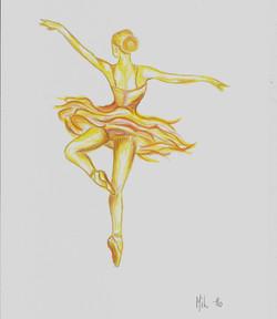 Ballerina - A4