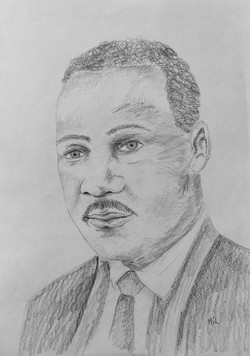 Martin Luther King Jr - A3