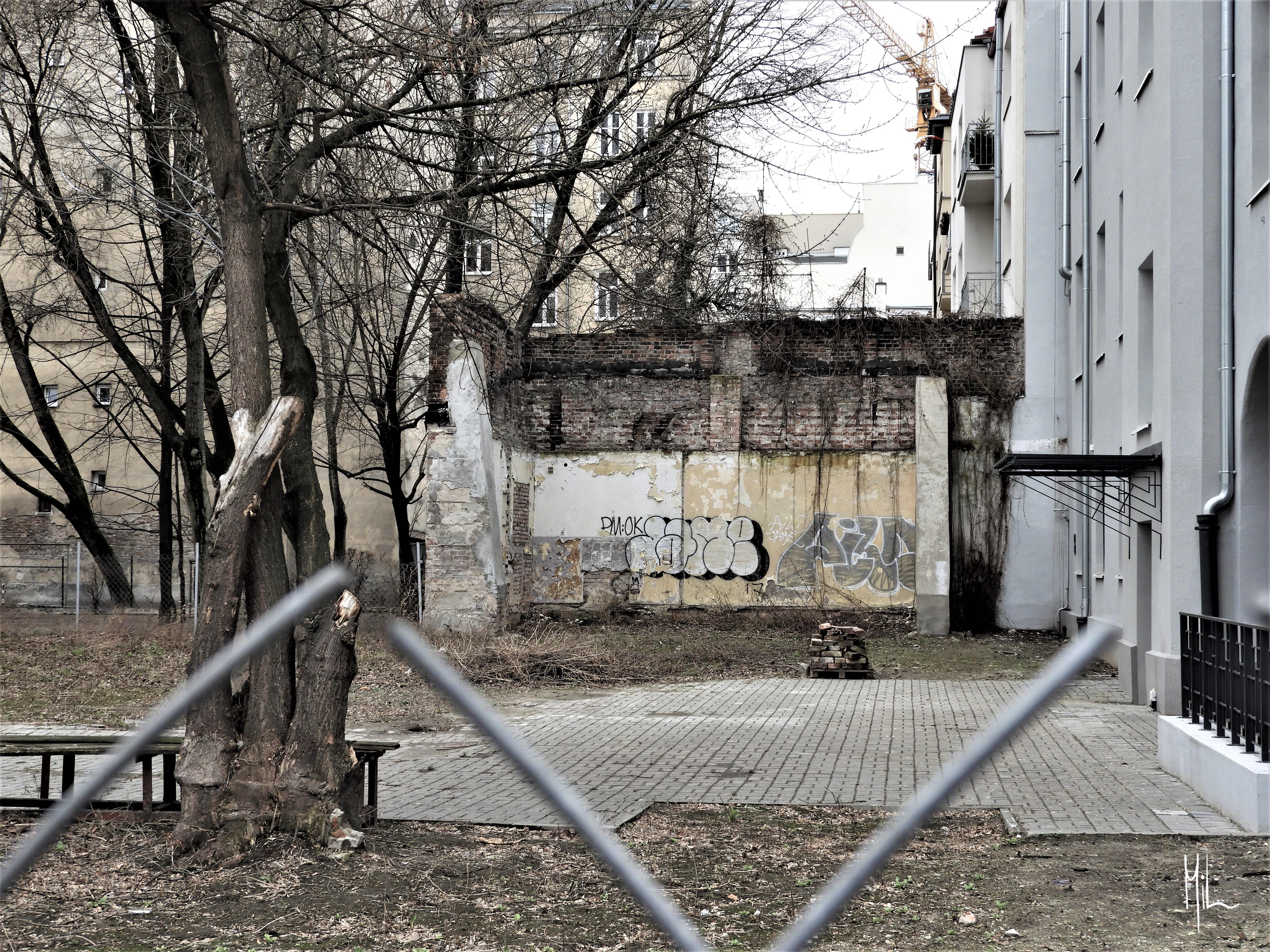Ghettomuren i Warszawa