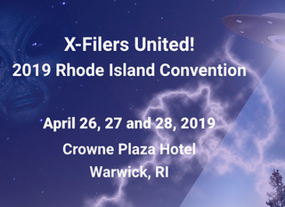 Joshua Cutchin at X-Filers United! 2019 Conference in Warwick, RI!
