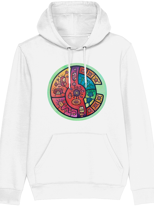 Uloomu - (Organic Hoodie)