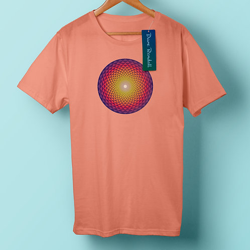 Cosmic Crown - (Organic T-Shirt)
