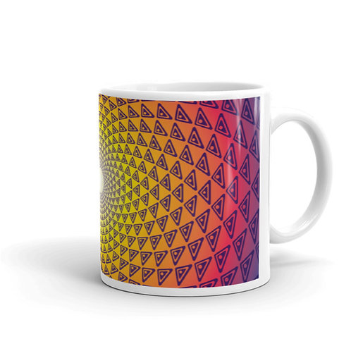 Cosmic Crown - (Ceramic Mug)