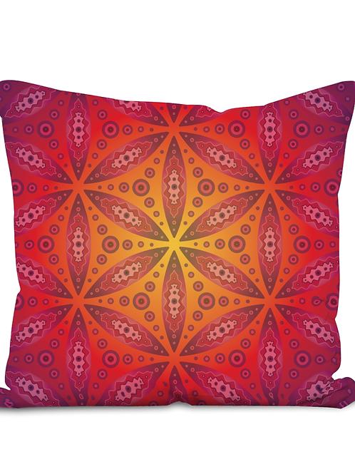 The Bamba Singer - (Throw Cushion)
