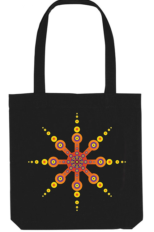 Orgone Particle - (Tote Bag)