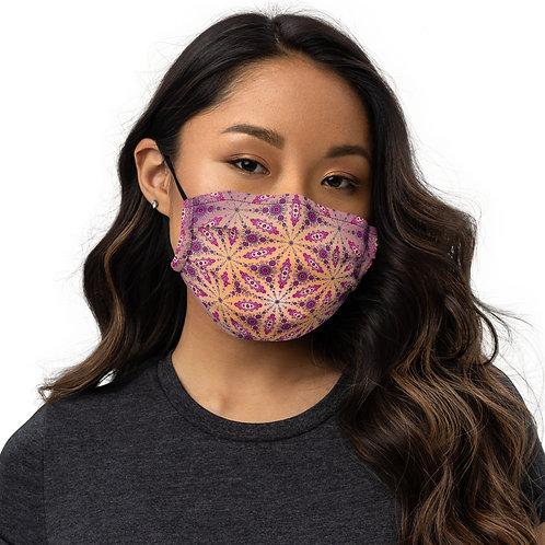 Premium Face Mask - (Bombay Sax)