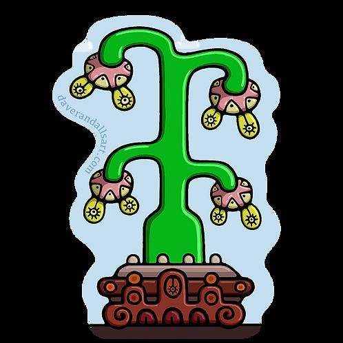 Maya's Tree - (Vinyl Sticker)