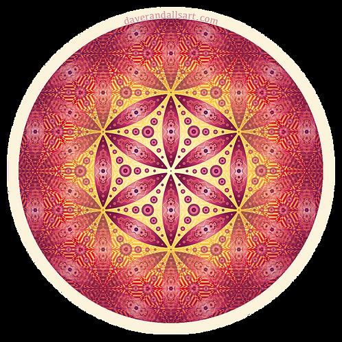 Lambasa - (Vinyl Sticker)