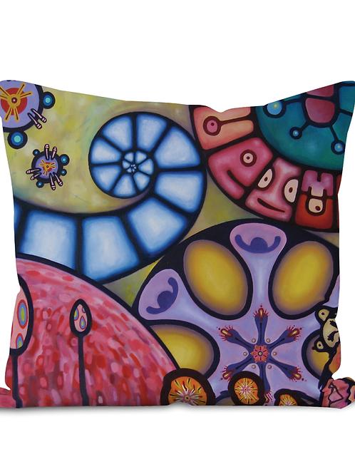 Abstract Joe - (Throw Cushion)