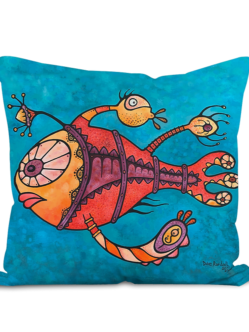Emily (The Party Fish) - (Cushion)