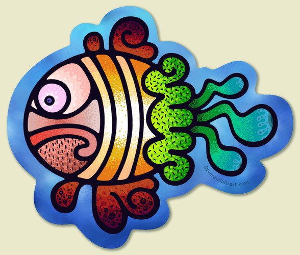 Cedric the Fish