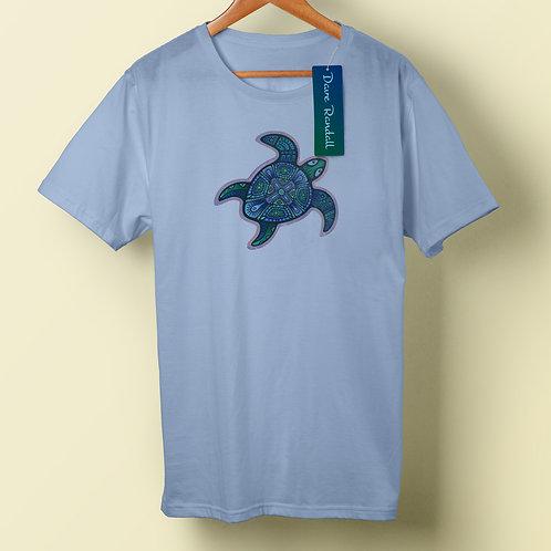 Cosmic Turtle - (Organic T-Shirt)