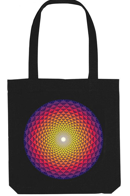 Cosmic Crown - (Tote Bag)