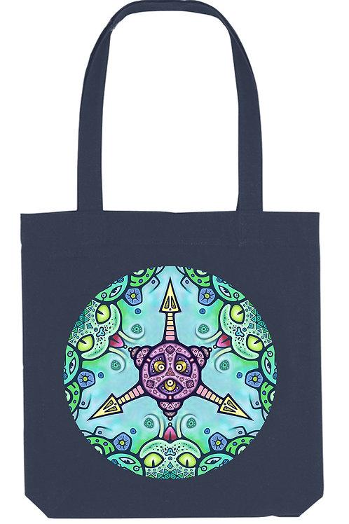 Cat Star - (Tote Bag)