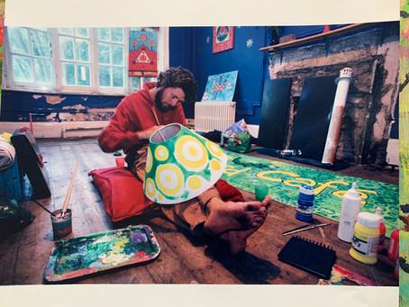 Hippie Squatters Invade Millionaires' Row
