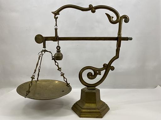 Brass Scale