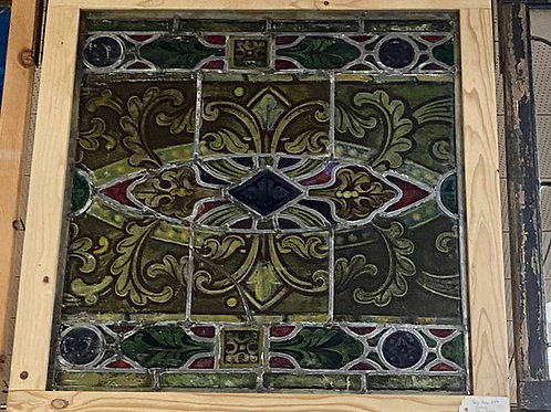 19th Century Stained  Glass
