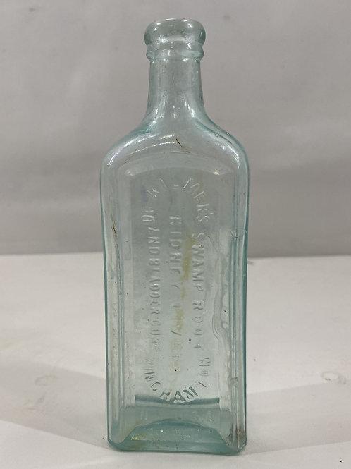 1890s Dr Kilmer's Swamp Root-Cure Bottle