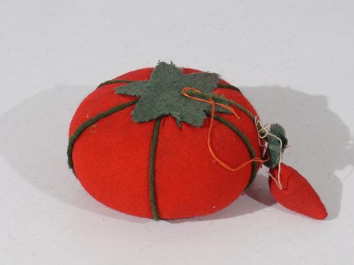 Fabric Red Tomato Pincushion