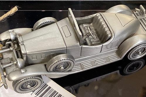 """1931 Stutz Bearcat"" Pewter Model Cars"