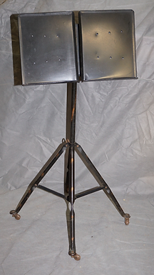 Adjustable Dictionary Stand - Copper Flashed