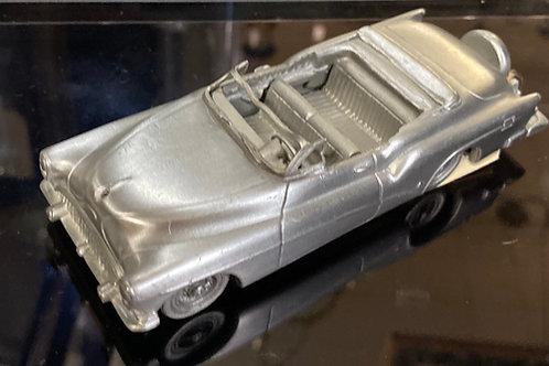 """""""1953 Buick Skylark"""" Pewter Model Car"""