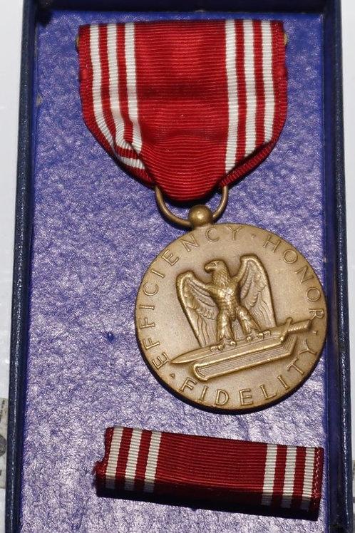 Good Conduct Medal - U S Military