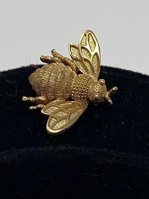 Bumblebee Pin by Avon