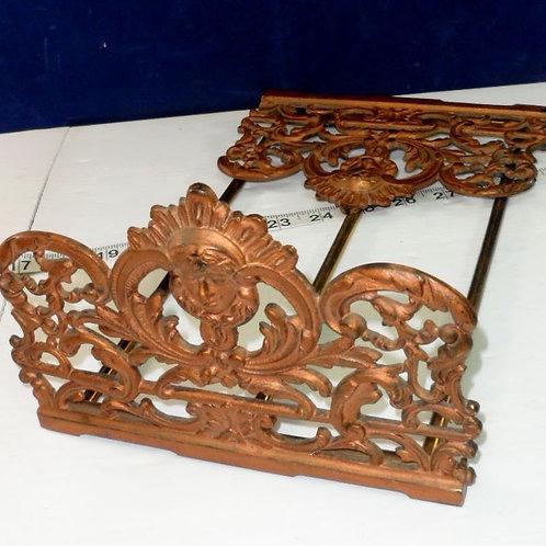 Art Nouveau Collapsible Bookend