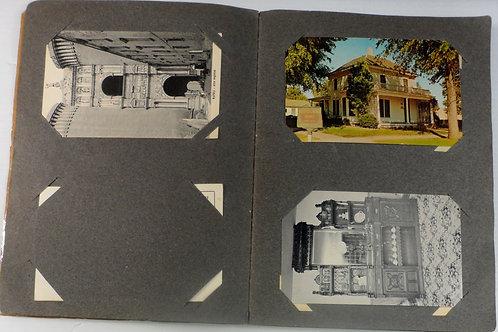 "Ideal Souvenir ""Post Card Album"""
