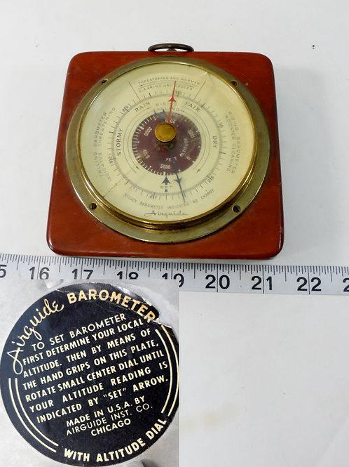 """""""Airguide"""" Barometer"""