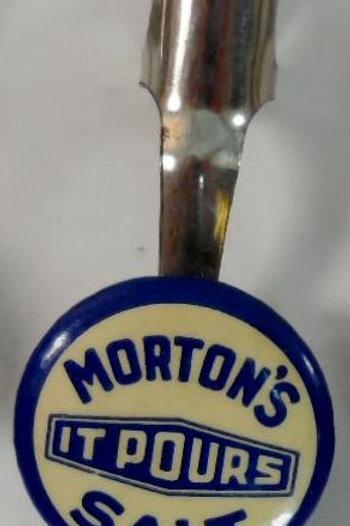 Morton's Salt Pen Clip