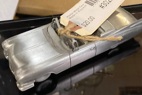 """""""1959 Cadillac"""" Pewter Model Car Made in England"""