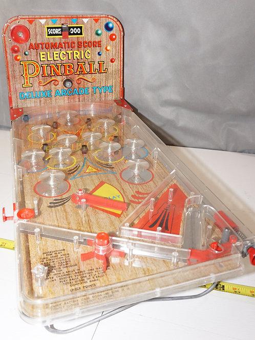 Electric Pinball - Power Arcade Type My Marx Toys