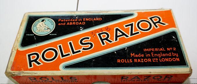 Rolls Razor Sharpener In Original Box