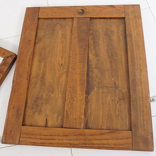 Pair of Display Case Doors