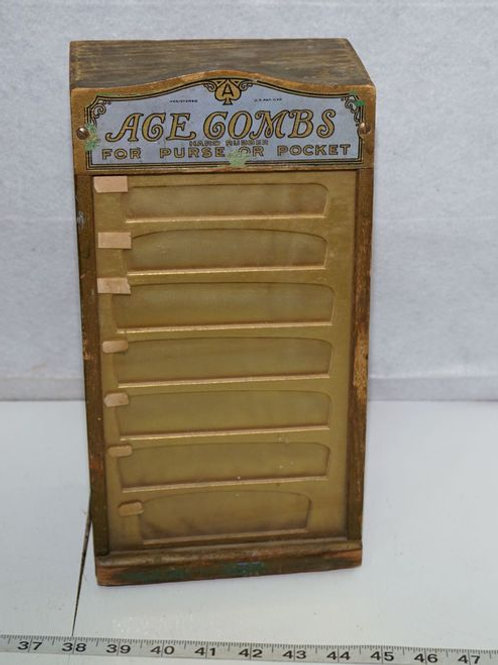 Ace Combs Store Display Cabinet