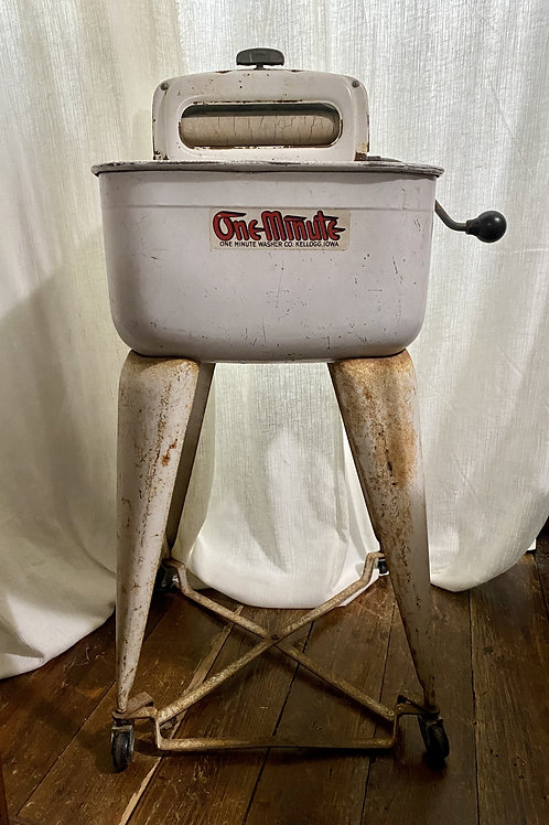 1950s One Minute Washer